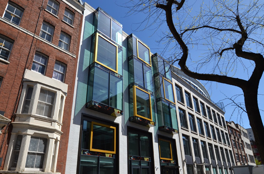 Whitfield Street shortlisted for two Awards