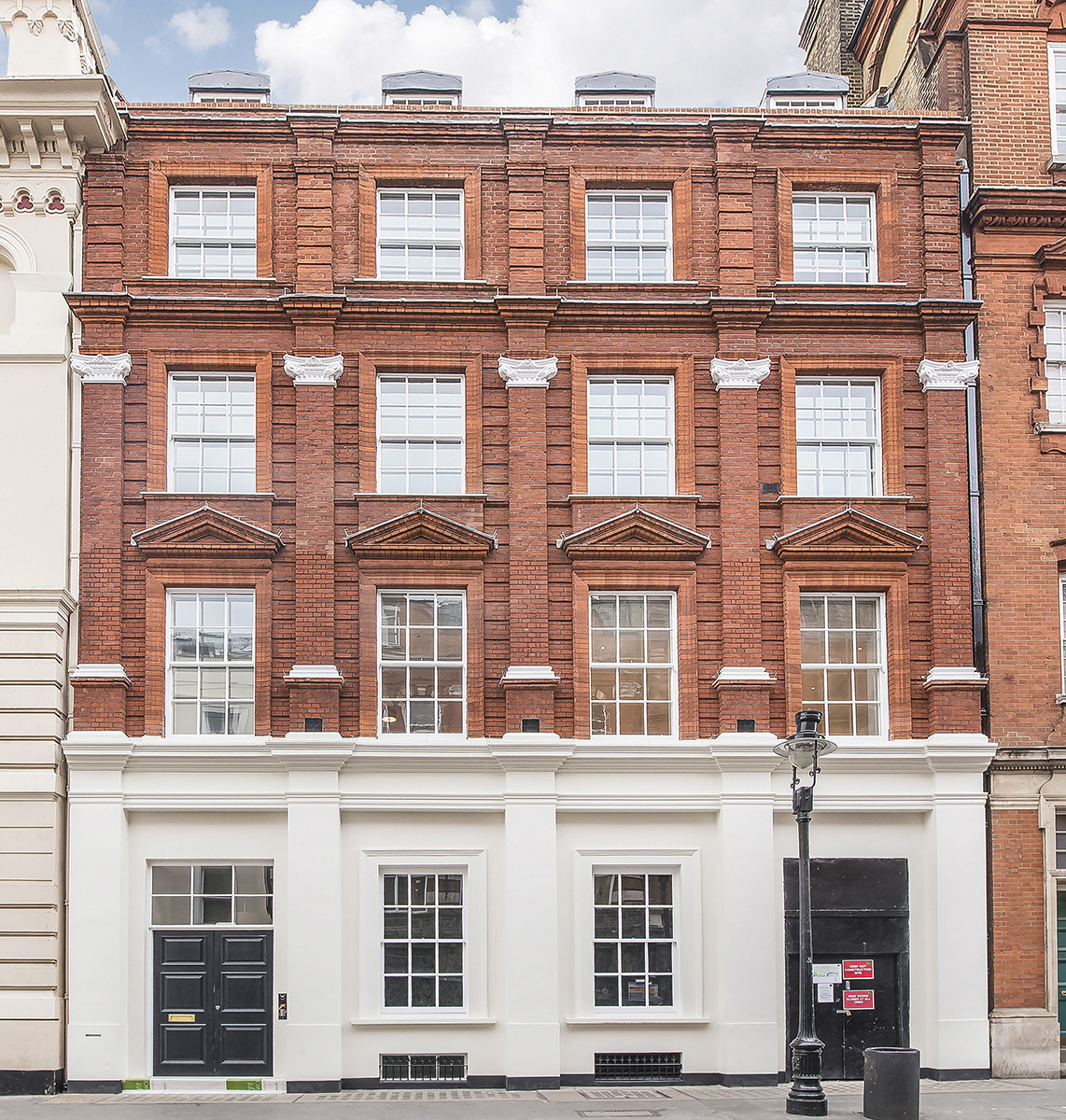 Practical Completion on Henrietta Street apartments