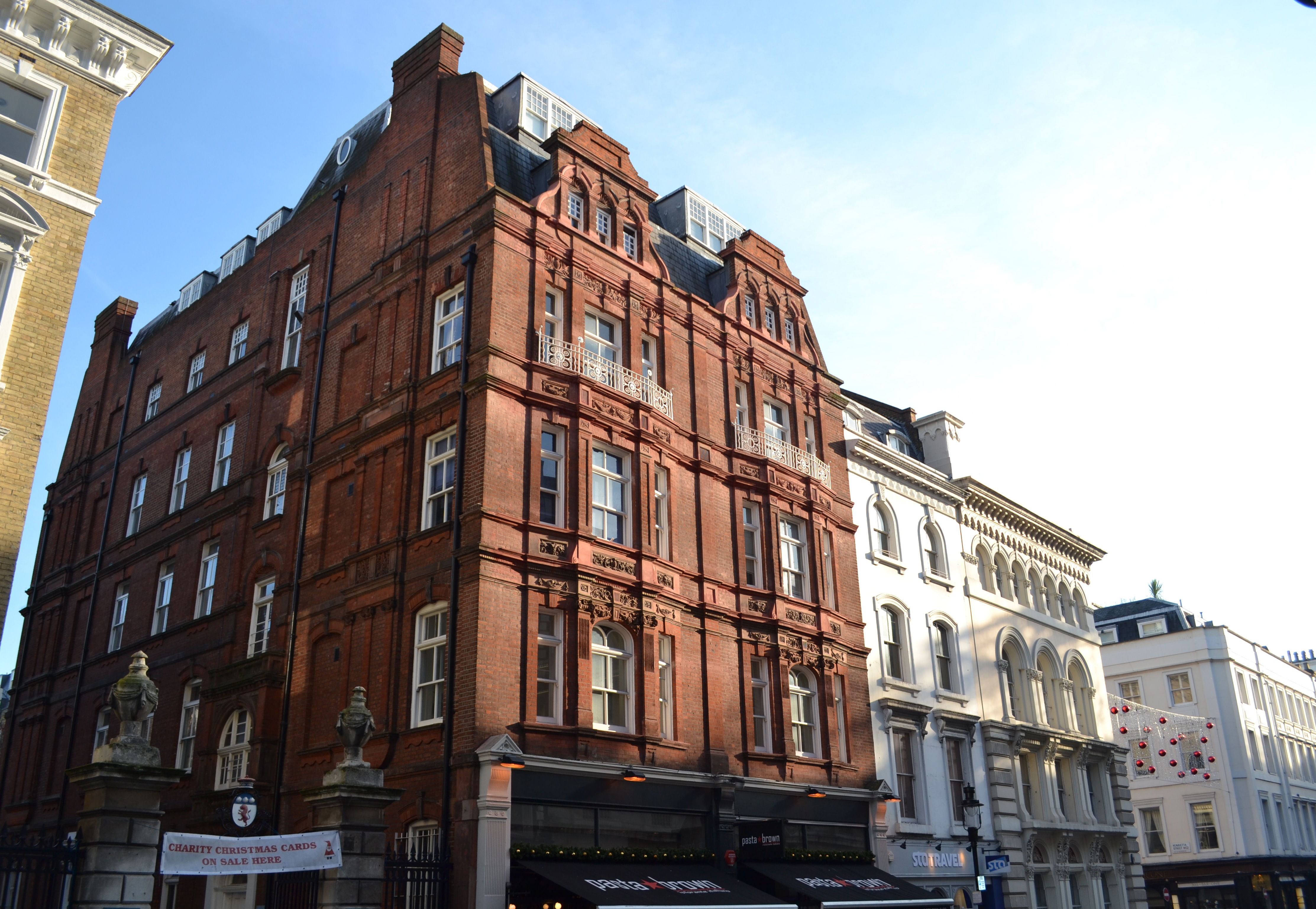 Planning Permission granted for 31-32 Bedford Street, Covent Garden