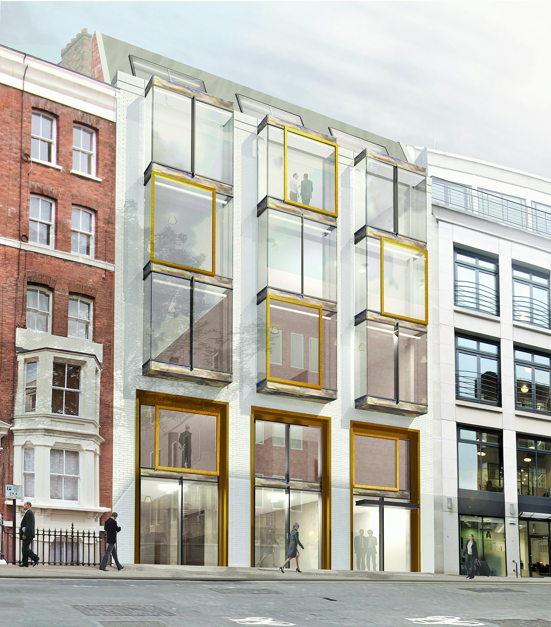 Fitzrovia office development receives Planning Permission