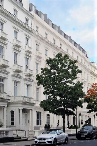 Planning Approval for Leinster Gardens residential scheme.