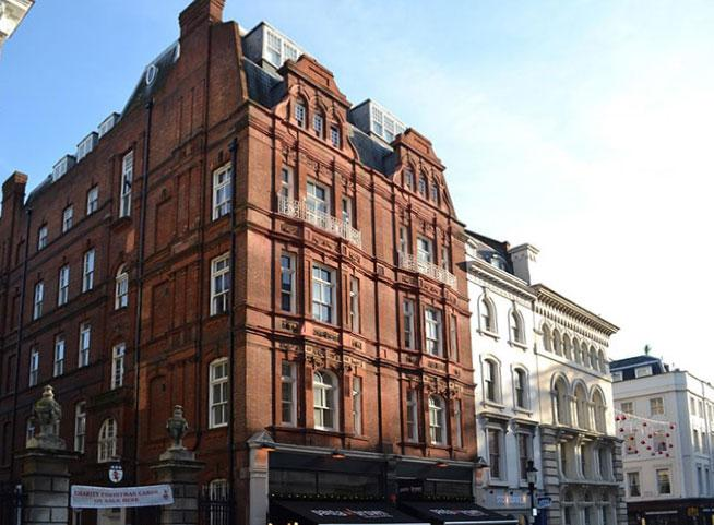 31-33 Bedford Street, Covent Garden