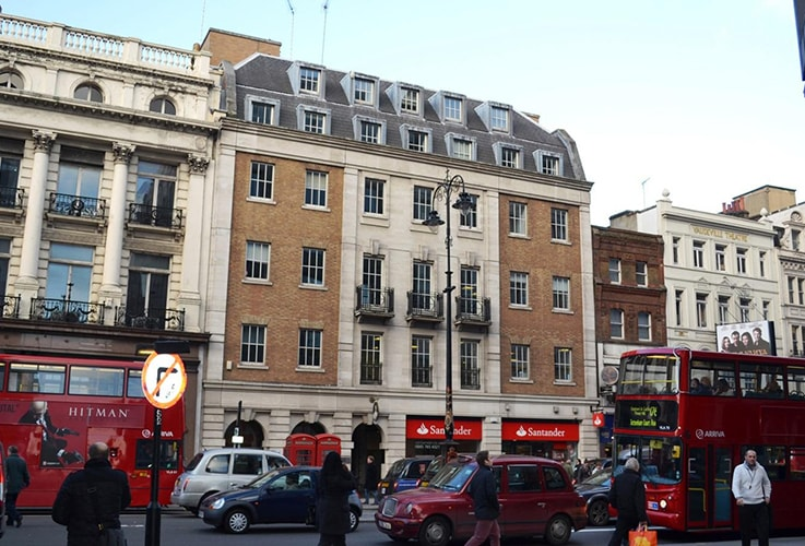 406-408 The Strand, London