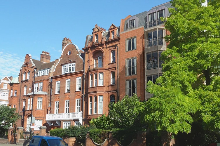 154 Bayswater Road, London