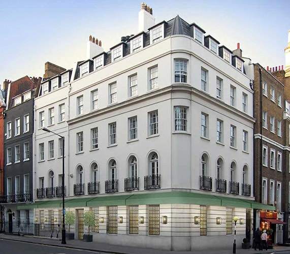 Curzon Street, Mayfair, London