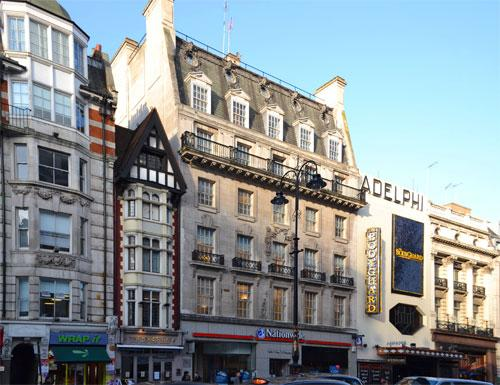 Heathcock Court, The Strand, London